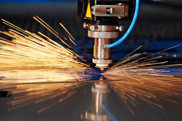 What machinery should I use for cutting metal?
