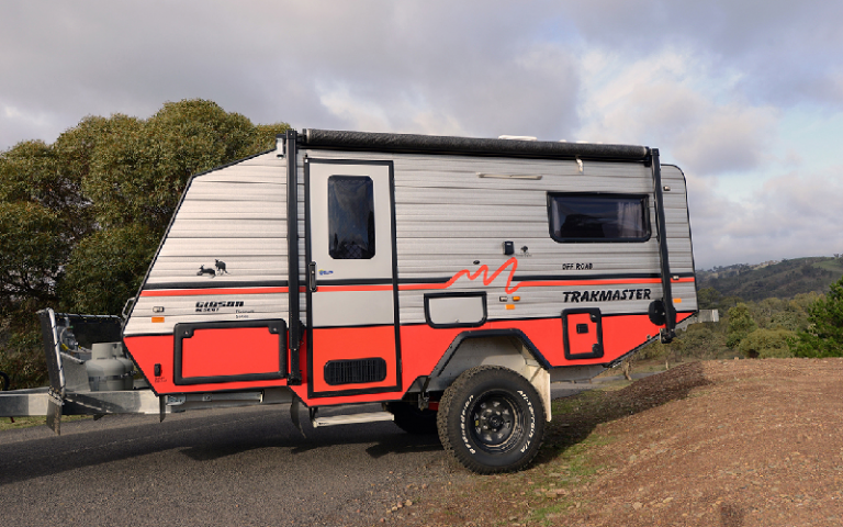 Which are the different Types of Off-road Caravans?