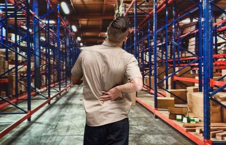 Back Injuries in the Workplace