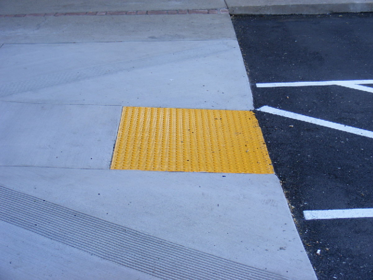 When Is a Tactile Paving Warning a Requirement?