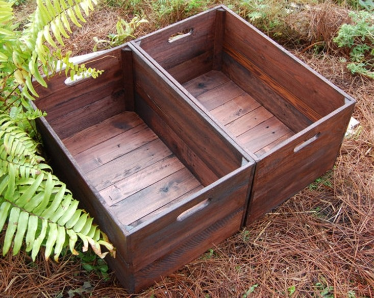 Sourcing Wooden Crates In Los Angeles